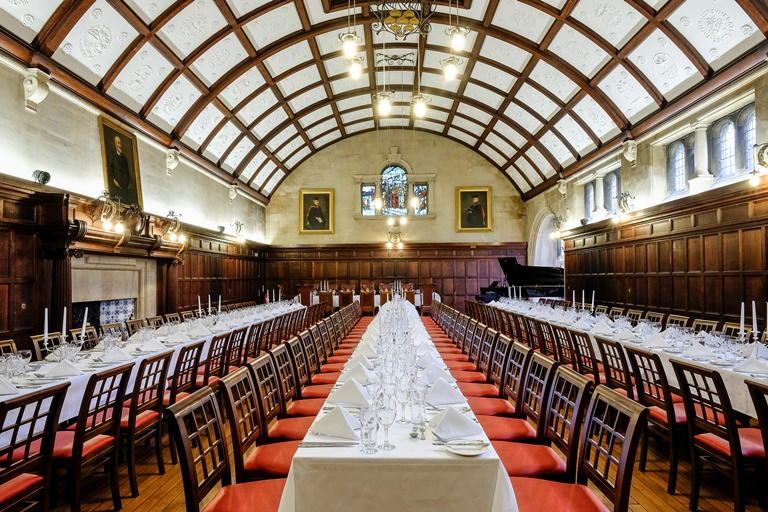 Private dining rooms cambridge