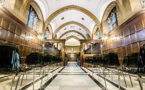 Chapel for weddings