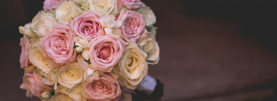 wedding bucay flowers